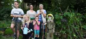 Darlington solicitors helps Sadberge kids to blossom