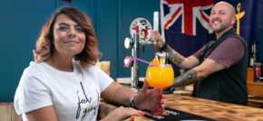 Beyond Housing hospitality academy extends courses to cater for areas love of cocktails