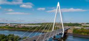 Public urged to Vote for Sunderlands Northern Spire Bridge for Global Engineering Award