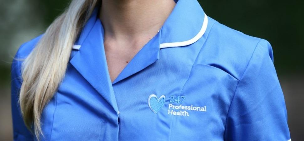 247 Professional Health 'nurses' graduate career opportunities