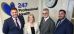 247 Professional Health wins double at Corporate Vision Recruitment Awards