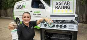 Ovenu Aylesbury owner celebrates top rated five star reviews