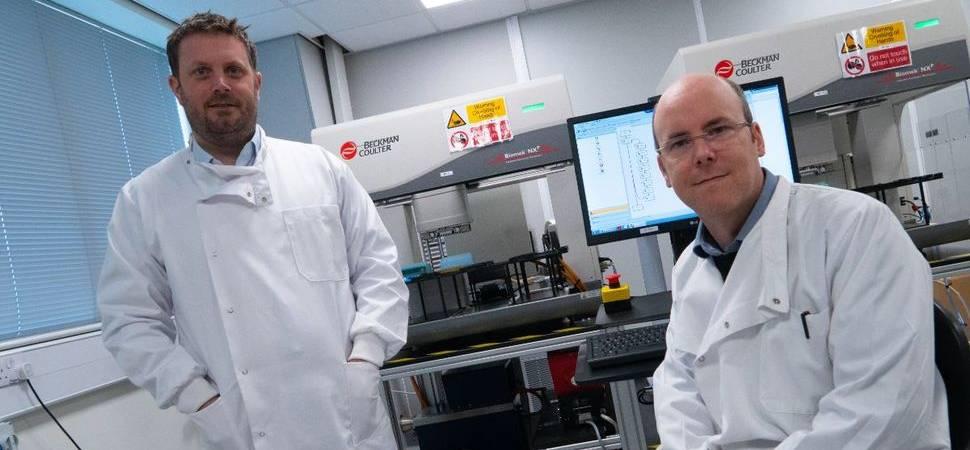 Aptamer Group advances COVID-19 testing capabilities with Integumen
