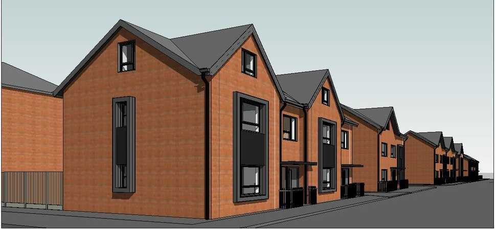 Work starts on new affordable family homes in Rochdale