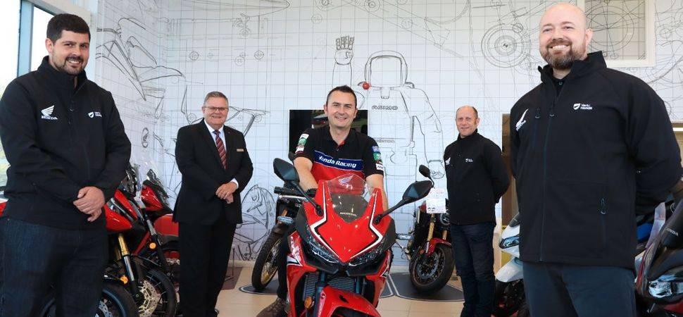 Vertu Honda Opens Stockton Motorcycle Destination