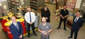 National Award For Bolton Parts Advisor