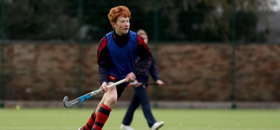 Yarm school celebrates sporting prowess of hockey players