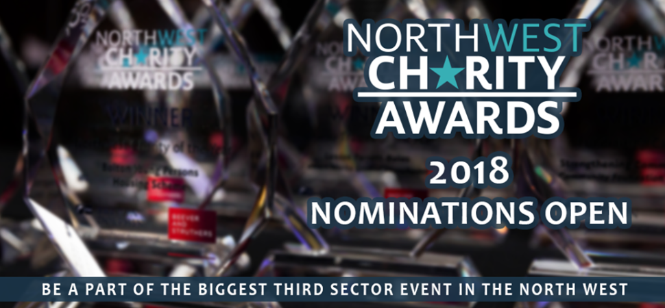 Get Your Charitys Work Recognised  Enter The Charity Awards 2018