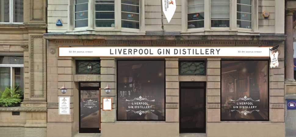 New £1m Liverpool Gin Distillery to open its doors on Thursday 29 November