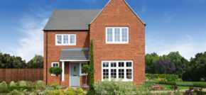 Celebrate the unveiling of showhomes at Leighton Buzzard development