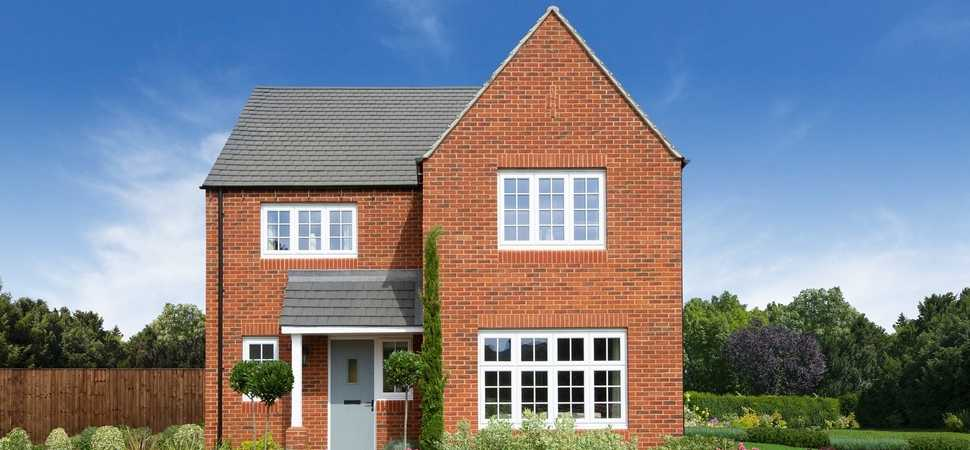 Hauxton developer offers exclusive look inside new four-bedroom home