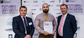 North East CMR wins manufacturing sustainability award