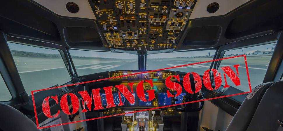 The complete 737 Experience Is Coming To Newcastle
