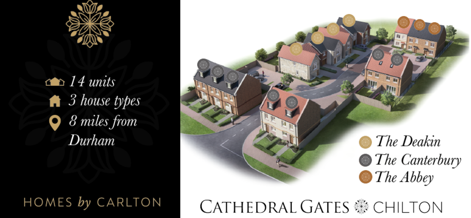 New, luxury homes in Chilton to be showcased in Durham