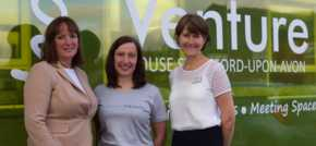 Independent travel agent launches in Stratford after business support