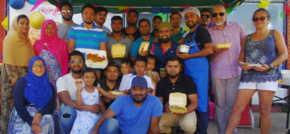 Indian takeaway invites community to celebrate Eid festival