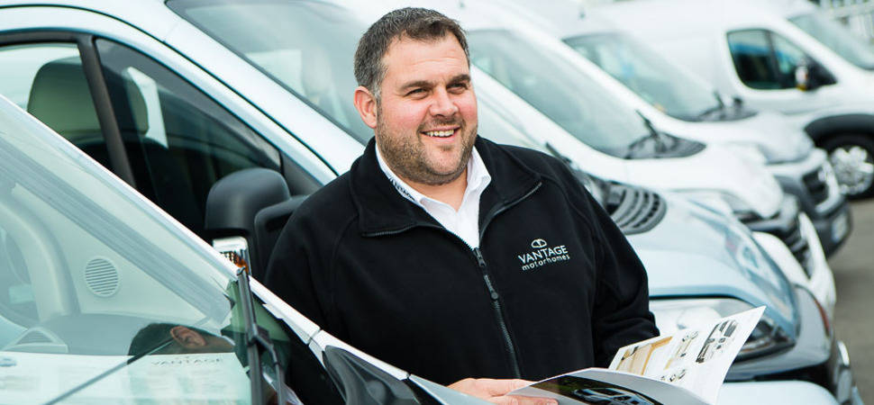 New General Manager at Vantage Motorhomes