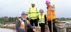 Local schoolboy secures podium finish at Barratt Homes development, in Brough