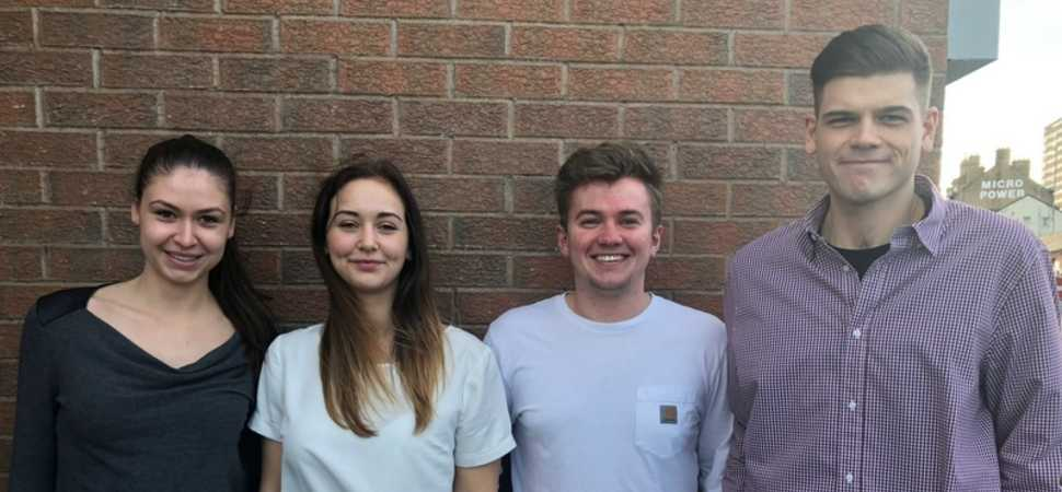 Four new appointments give ICS-digital a great start to the year