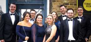 Recruitment business celebrates UK Best Workplaces Award win for third year running