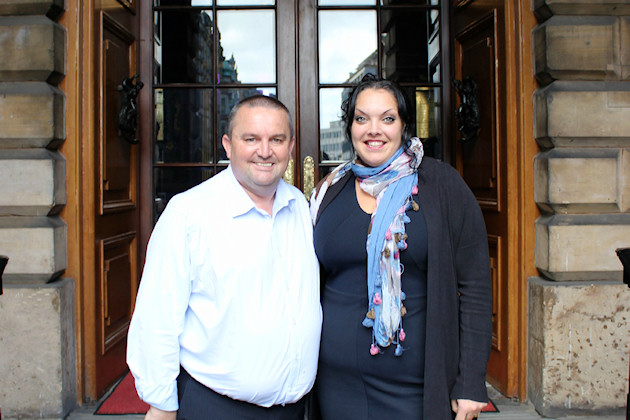 Liverpool Town Hall appoints Carringtons Catering as its preferred caterers