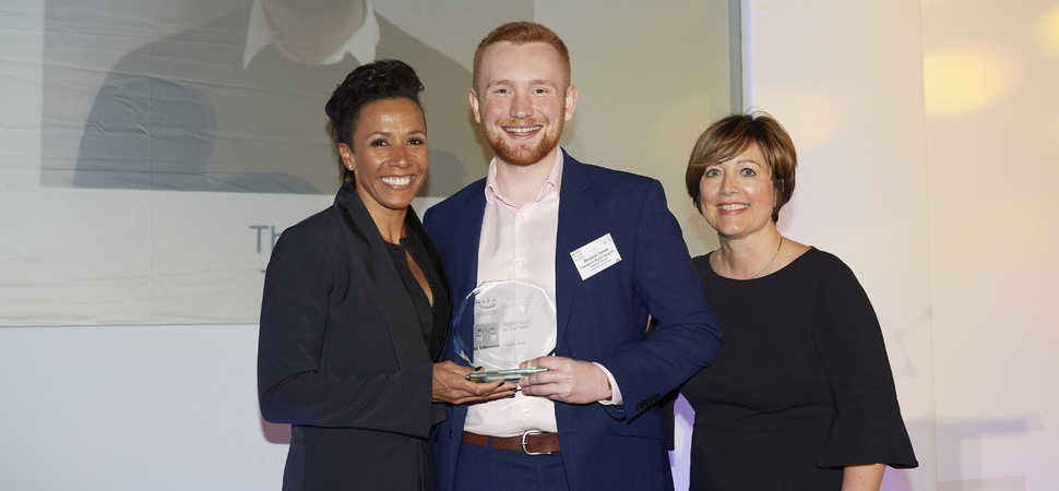Outstanding apprentice wins freight industry award
