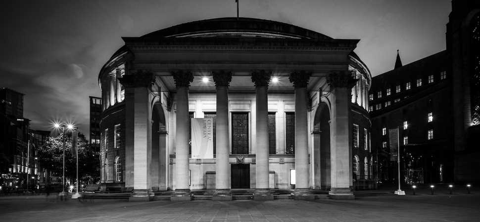 Manchester Businessman launches photography book of Manchester landscapes