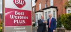Wilmslow Hotel Chosen as Launch Venue for New Best Western Brand Signage