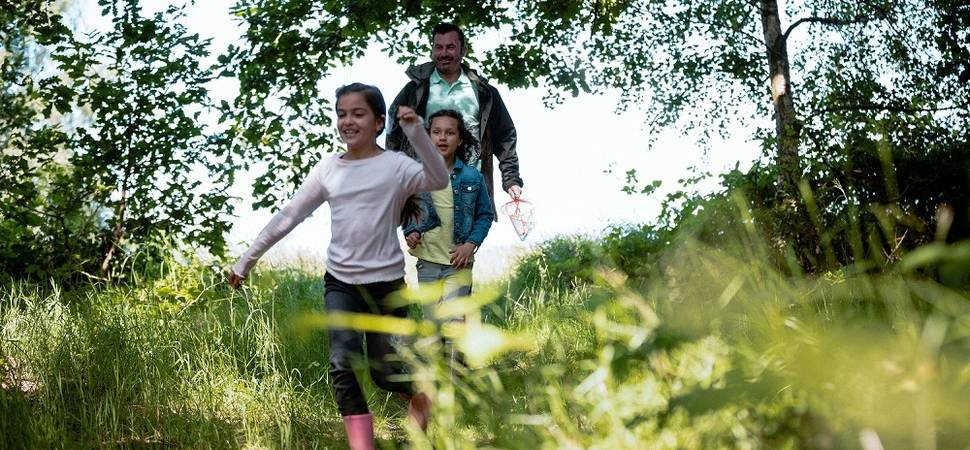 Take a hike  the walking trails right on your doorstep in Ashbourne