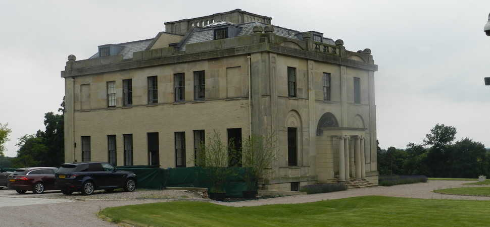 Clever Lending arrange £500k second charge for mansion restoration