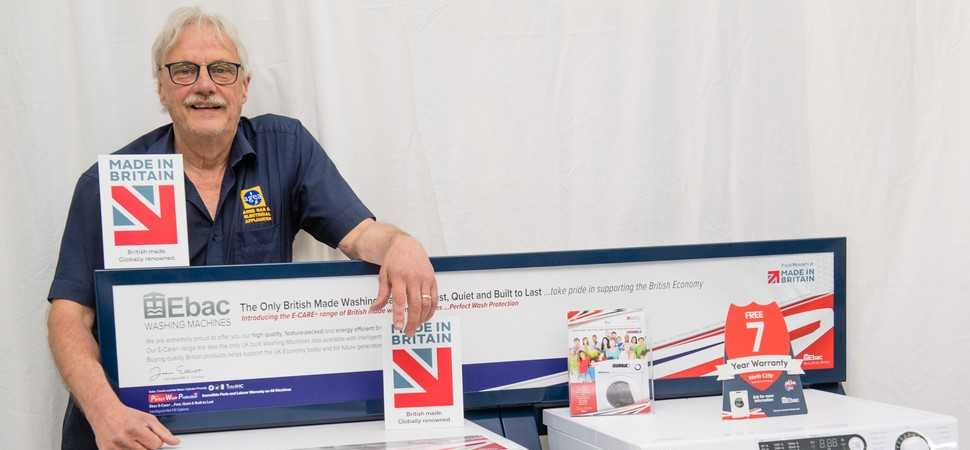 Aber Gas flies the flag for British manufacturing
