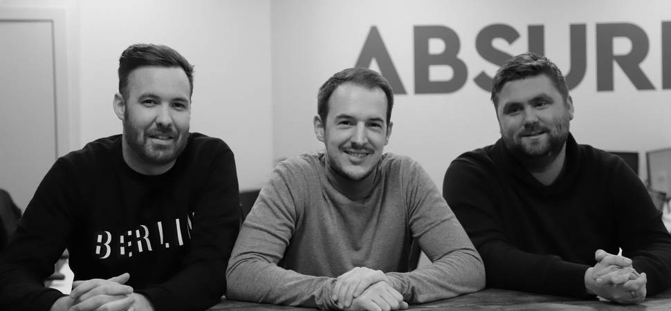 Absurd Hat Trick of Client Wins Leads to Strategic Design and Technology Hires