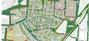 Developer submits plans for new homes, school and open spaces in Warwickshire
