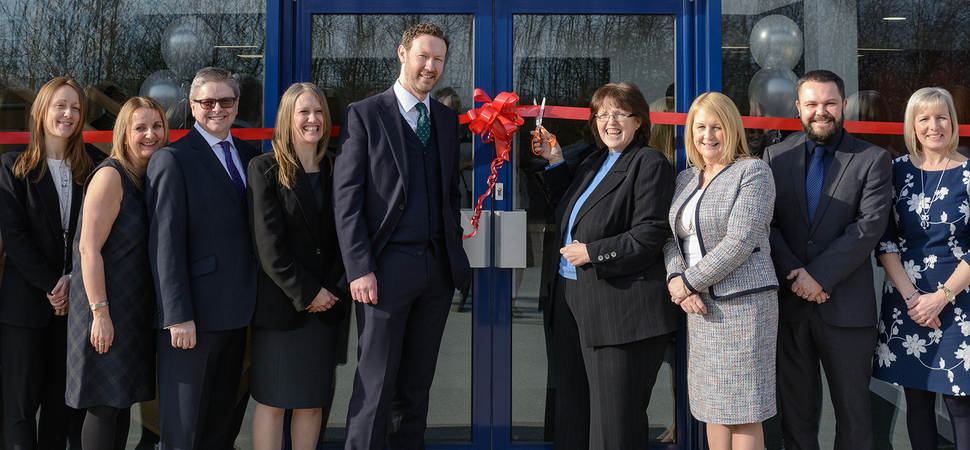 Established North West financial firm moves to new premises