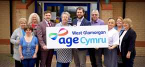 Age Cymru West Glamorgan Launched For Swansea, Neath Port Talbot and Bridgend
