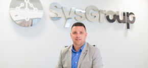 SysGroup CEO named as one of North West's brightest business talents