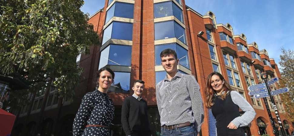 National Apprenticeship Week 2019  Bruntwood hosts apprenticeship open day