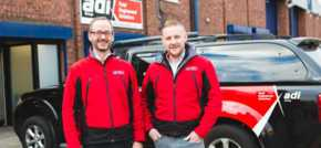 adi Automotive hits multi-million-pound landmark
