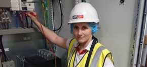 Your gender should never be a barrier to what you can achieve - says inspirational engineer Melissa