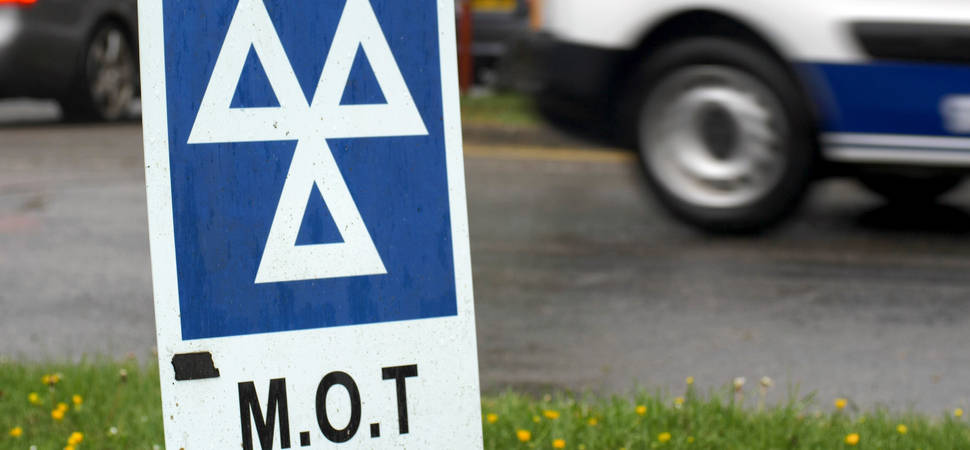 etyres Warns of Increased Motoring Fines with MOT Extension