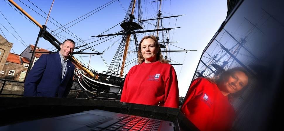 Gateshead's Advantex sailing to success