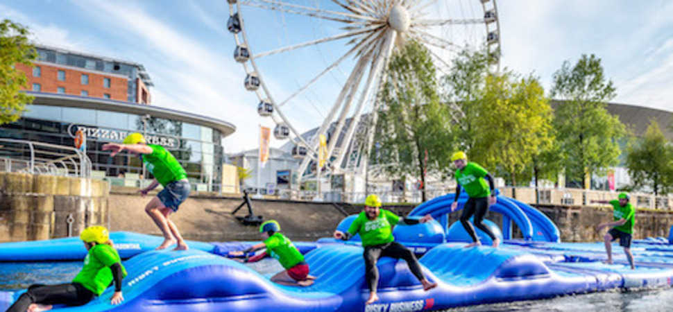 Adventure Dock Co promise Liverpools most action-packed summer camp EVER!