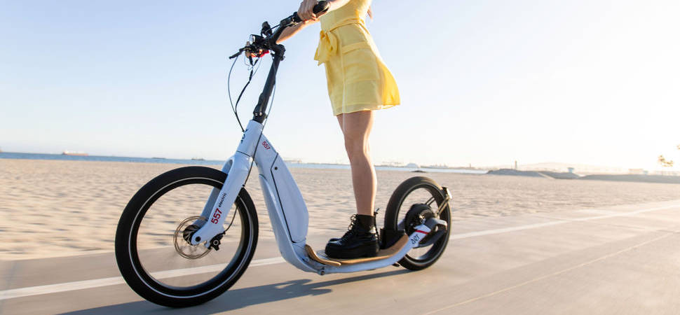 The British e-scooter set to lead the way for safe and sustainable travel in UK