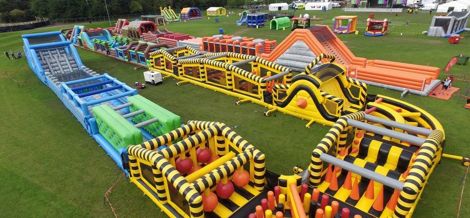 New Summer XL family attraction comes to West Sussex