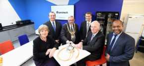 New Leamington premises for clean energy technology company