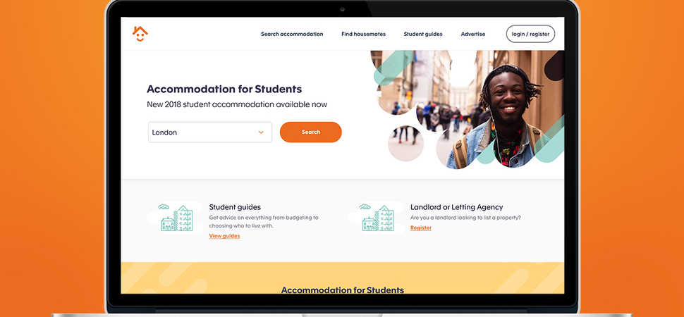 Student property enquiries surge 73% following portal revamp