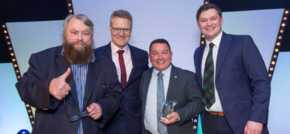Macklin Motors Dunfermline Ford Motability specialist wins national award