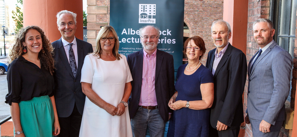 InterPro Lecture Series Launches Celebrating 175 Years of Albert Dock