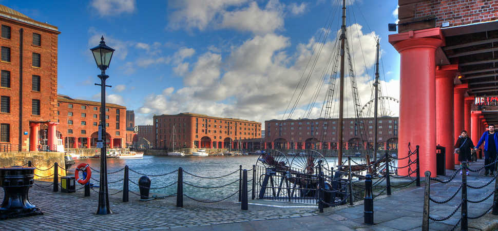 Professionals of the built environment to gather in Liverpool