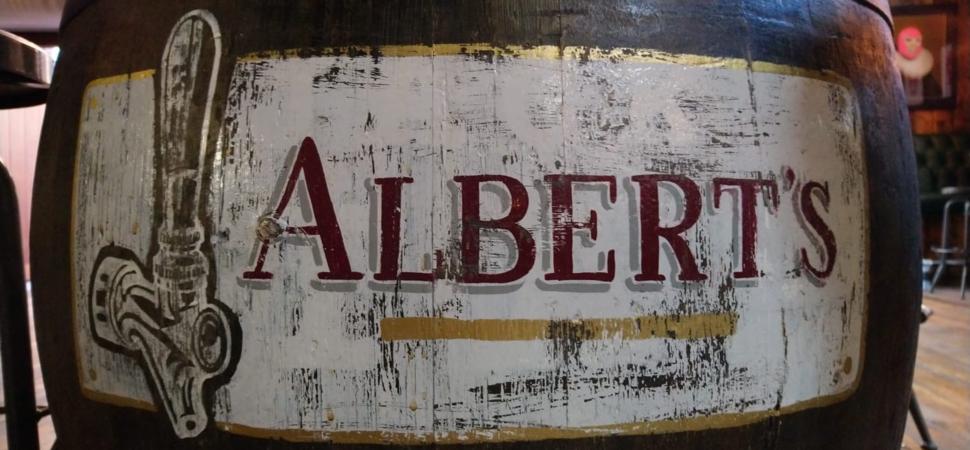 ALBERT'S opens in the Ropwalks Liverpool